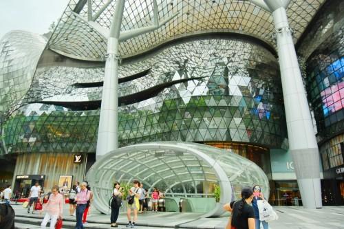 シンガポール風水ツアー? アイオン・オーチャード2