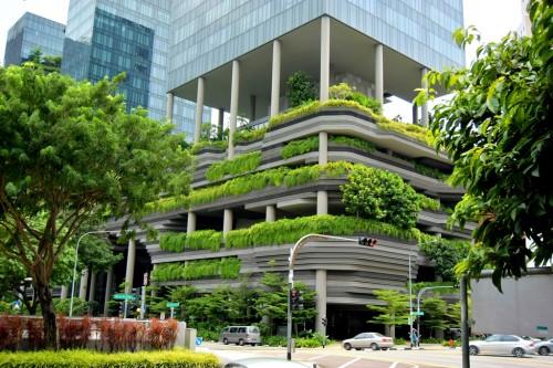 シンガポール風水ツアー? 「パークロイヤル・オン・ピッカリング」