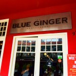 シンガポール風水ツアー? ニョニャ料理「ブルー・ジンジャー」