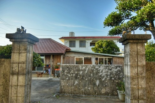 宙SORA 沖縄風水講座? 文化財の沖縄建築とヒンプン