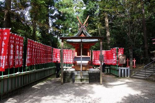 春日大社 金龍神社