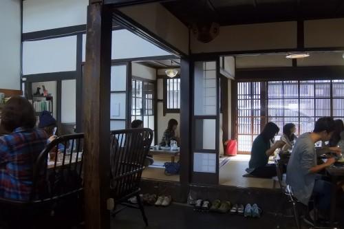 奈良町カフェ カナカナ