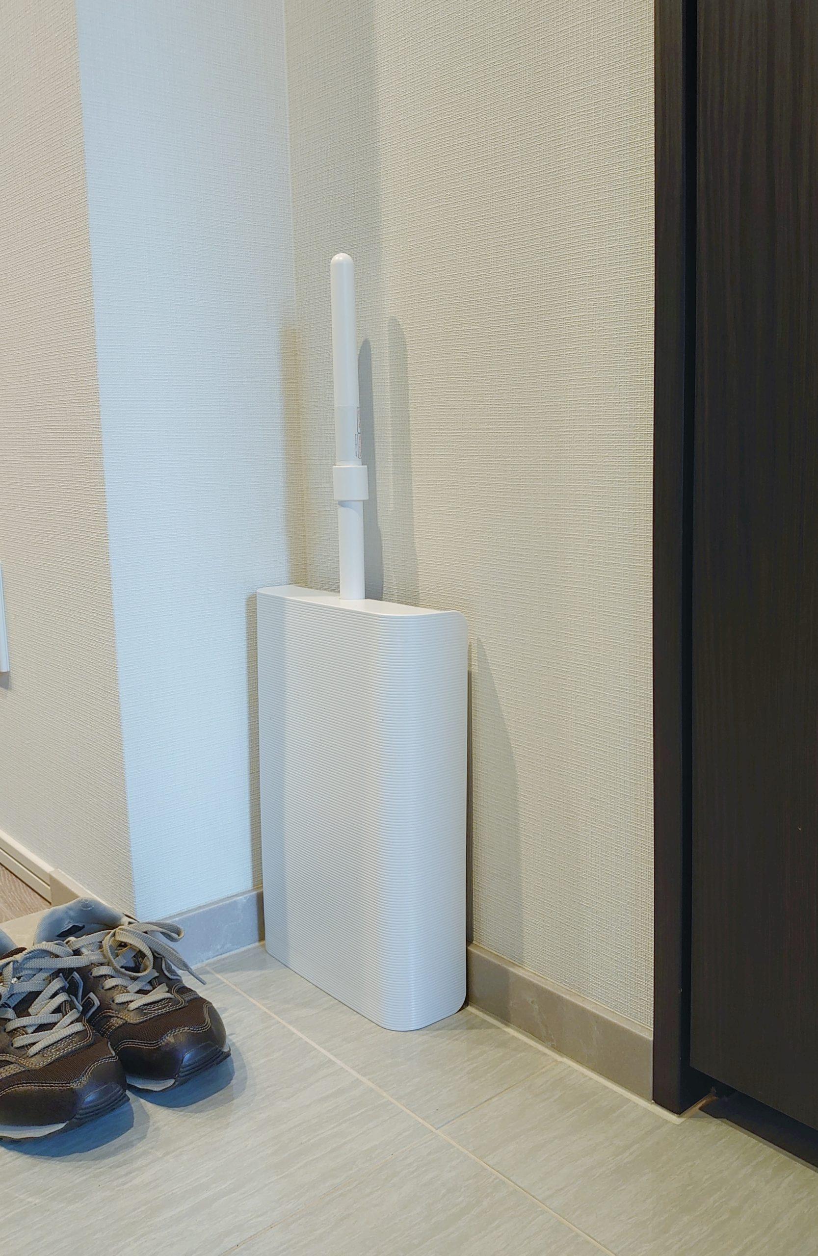 ベランダ用の掃除道具はデザイン賞受賞作品でスタイリッシュに風水を