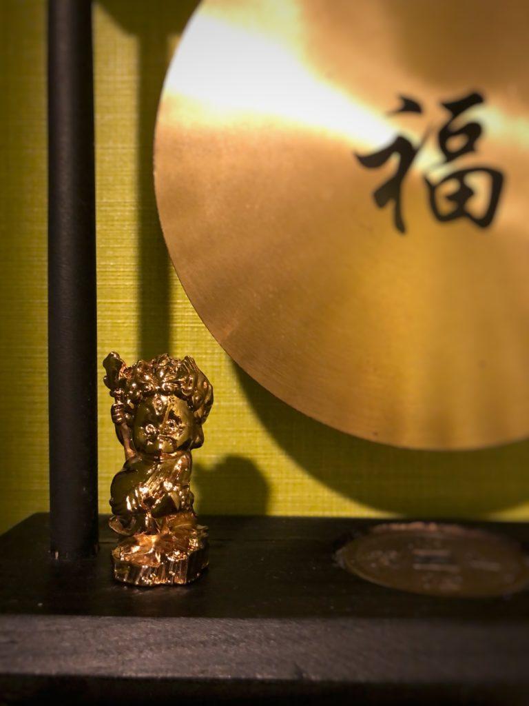 """トイレの神様""""烏枢沙摩明王""""~金運アップ風水~"""