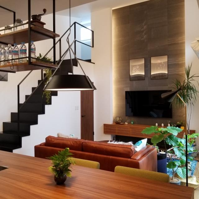リノベーション又はこれから家を建てる方に必見!①~風水で好む階段の位置~